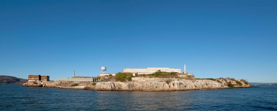 In San Francisco Bay sits Alcatraz Island, a.k.a. The Rock, site of a federal penitentiary from 1934-63, when it was home to some of the most notorious criminals in the country.